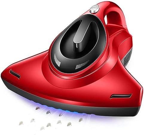 KaiKai Aspirador de Mano con Cable con luz UV, Que aspira el hogar Cama ácaros Aspirador Máquina-Herramienta de esterilización Ultravioleta Pequeño: Amazon.es: Hogar