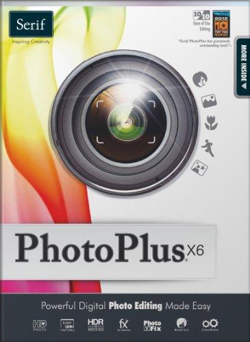 PhotoPlus X6 [Download] by Serif