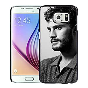 Hot Sale Samsung Galaxy S6 Case ,Unique And Beautiful Designed Samsung Galaxy S6 Case With jamie dornan 2 Black Phone Case