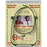 Best Headband Magnifiers - MagEyes Magnifier #2 and #4 Lenses Review
