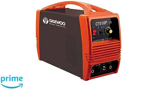 Daewoo Power Products DWCT518P Soldador: Amazon.es: Bricolaje y herramientas