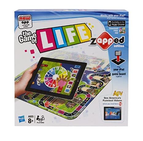 Hasbro Game Of Life Zapped [Importado de Inglaterra]: Game Of Life ...