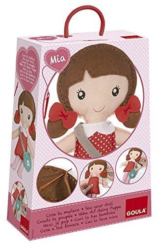 Diset MIA, cose tu muñeca 52028.0 product image