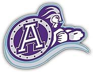 Toronto Argonauts Logo Football Sport Vinyl Sticker 5 X 4 inches