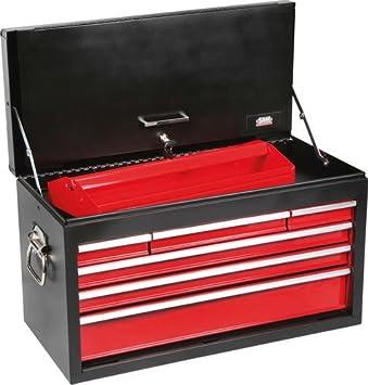 Sam Outillage SAM-515-SCV - Caja de herramientas (6 cajones, con ...