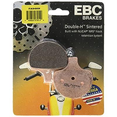 EBC Brakes FA94HH Disc Brake Pad Set: Automotive