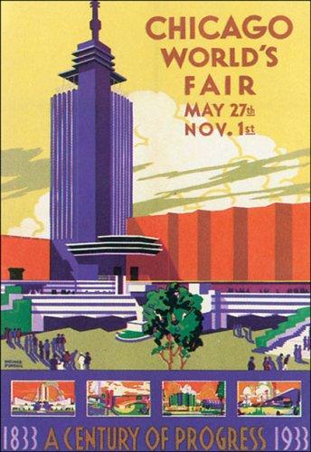 WONDERFULITEMS Chicago World's FAIR 1933 11