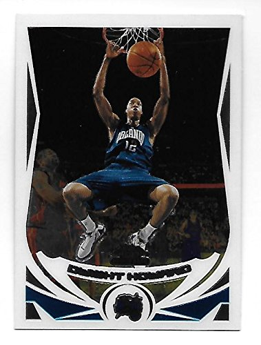 05 Topps Chrome Rookie Card - DWIGHT HOWARD 2004-05 Topps Chrome Rookie RC Card #166 Orlando Magic