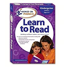 Hooked on Phonics Learn to Read - Level 4: Word Families (Early Emergent Readers | Kindergarten | Ages 4-6)