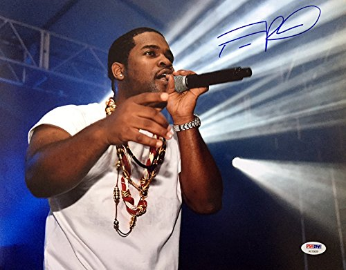 A$AP ASAP FERG SIGNED AUTOGRAPHED 11x14 PHOTO ALWAYS STRIVE AND PROSPER PSA/DNA