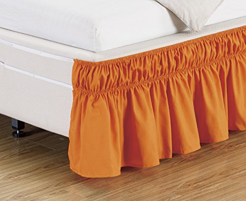 Bedskirt Dust Ruffle (Wrap Around 18