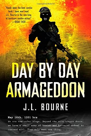 book cover of Day by Day Armageddon