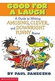 Good for a Laugh, Paul B. Janeczko, 0439409632