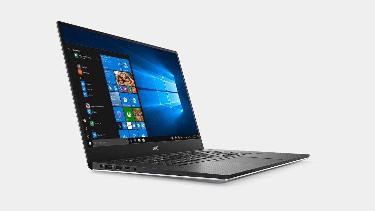 "Newest Dell XPS 15.6"" UHD Touchscreen Premium Laptop | Intel Quad-Core i5-8300H up to 4.0GHz | 32GB RAM | 1024GB SSD | NVIDIA GeForce GTX 1050 Ti 4GB | Backlit Keyboard | Thunderbolt-3 | Windows 10"
