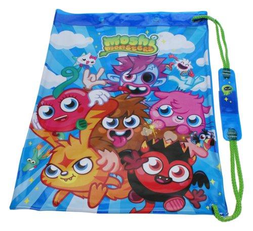 Moshi Monster Mind Candy Pvc School Swim Bag