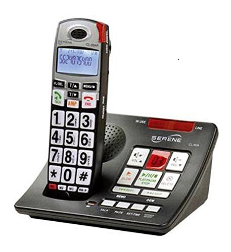 Cordless Phone With Answering Machine (Dect Designer Telephone)