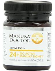 Manuka Doctor Bio Active 麦卢卡纯天然活性蜂蜜24+ SS后 $17.18