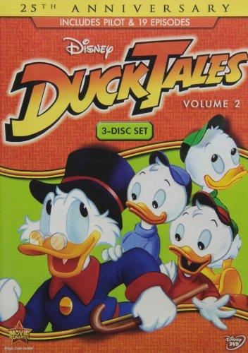 DVD : DuckTales: Volume 2 (Repackaged, 3 Pack, 3 Disc)