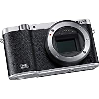 Samsung NX3000 Mirrorless Digital Camera (Black Body Only) + 32GB SDHC Memory Card - International Version (No Warranty)