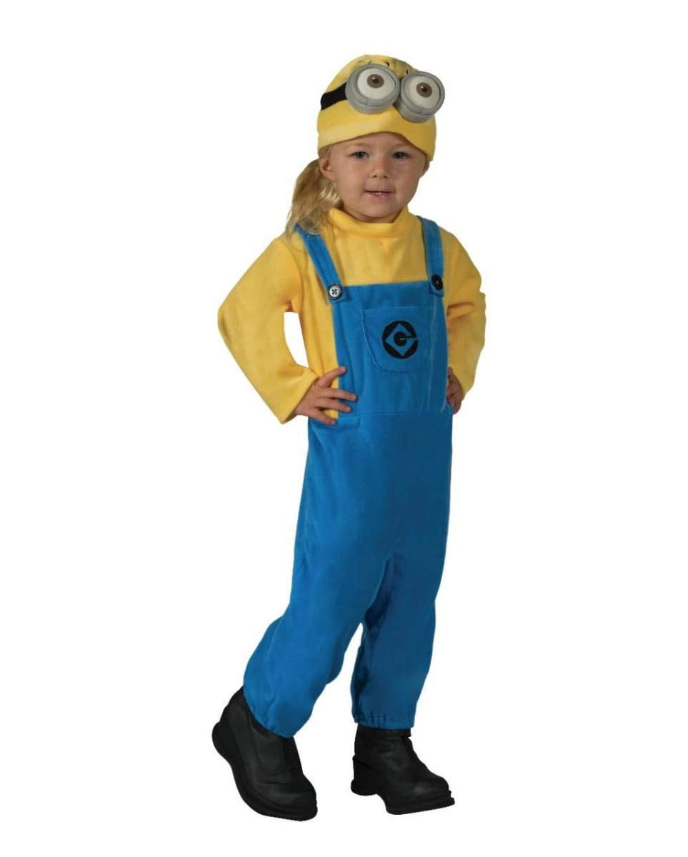 Horror-Shop Minion Toddler Costume Jerry Toddler: Amazon.es ...