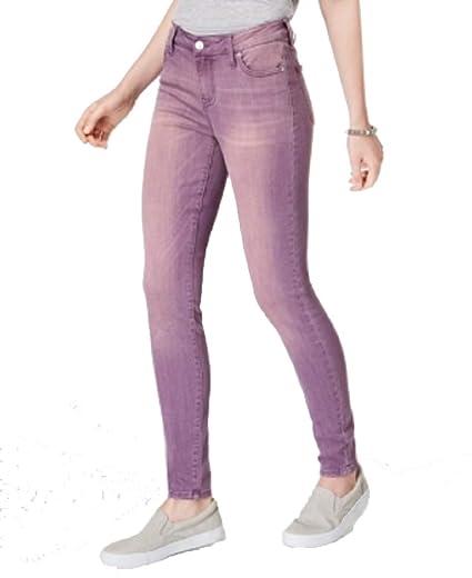 97f98f7dd5ce9 Amazon.com  Celebrity Pink Juniors  Skinny Jeans (Grape