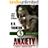 Anxiety: Kiss Kiss - Episode 3 - A Tale of Murder, Mystery and Romance (A Smoke and Mirrors Book Book 1)