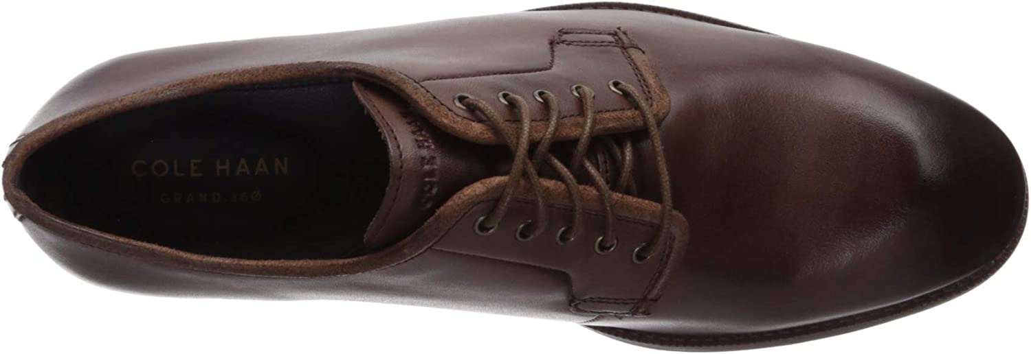 Cole Haan Mens Warner Grand Postman Ox Chestnut