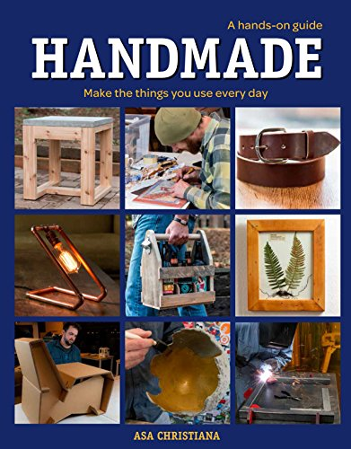 Magazine Handmade (Handmade: A Hands-On Guide: Make the Things You Use Every Day)