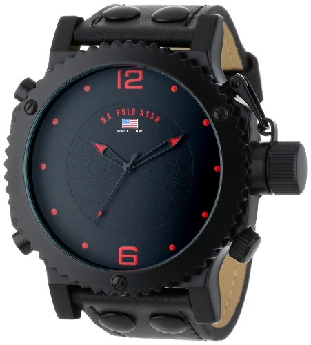 us-polo-assn-classic-mens-us4023-watch-with-black-leather-band
