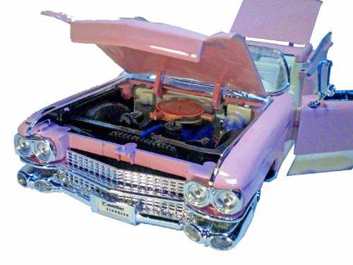 1/18 CADILLAC ELDORADO BIARRITZ 1959(ピンク) PREMIERE EDITION 200-100