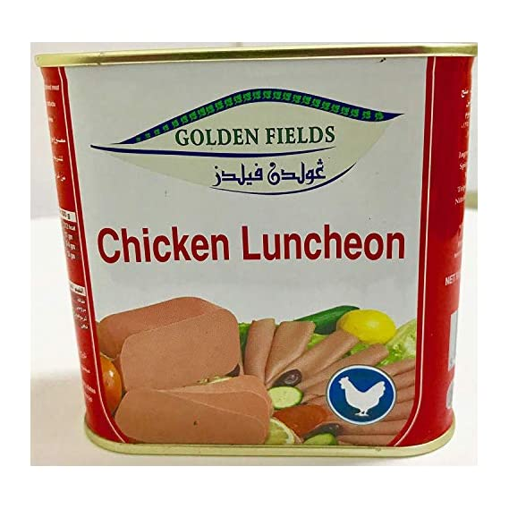 Golden Fields Chicken Luncheon, 340gm