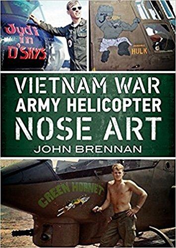 Vietnam War Army Helicopter Nose Art