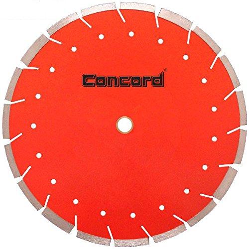 Concord Blades LDS120C10HP 12 Inch Multi-Purpose Laser Welded Drop Segmented Aggressive Diamond Blade