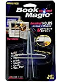 Book Magic Book Clip and Stand (Chrome)