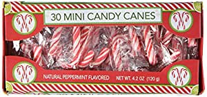 Peppermint Candy Cane Mini's 4.2 oz