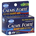 Hyland's Calms Forte Homeopathic Sleep Aid, Caplets, 32 ct. by Hyland's, Inc. BEAUTY