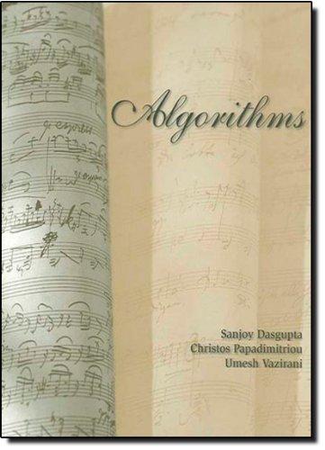 ALGORITHMS 1E (Irwin Computer Science)