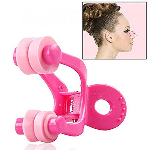 HuntGold 3Pcs Nose Up Lifting Shaping Shaper Straightening Magic Soft Pad Beauty - Beauty Clip Nose