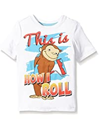 Boys' Toddler Boys' Short Sleeve Graphic T-Shirt