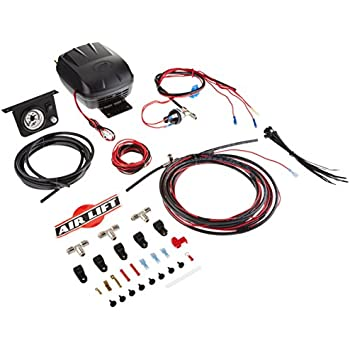 amazon com air lift 25592 load controller ii on board air this item air lift 25592 load controller ii on board air compressor system