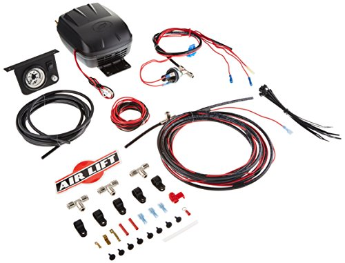 AIR LIFT 25592 Load Controller II On Board Air Compressor System (Lift Kit 2014 Jeep Wrangler compare prices)