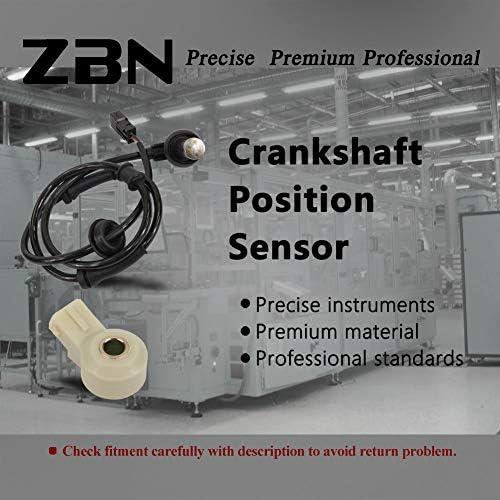 Duolctrams 0261210170 0031532728 0031532828 Crankshaft Position Sensor Compatible with Mercedes-Benz Dodge Jeep Renault