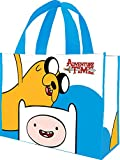 Adventure Time Large Recycled Shopper Tote For Sale