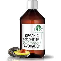 Ekologisk avokadoolja ansiktsolja kroppsolja hårolja naglar olja babyolja (1000 ml)