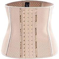 NHY Korsett Cincher med stålben kropp smalare bälte för viktminskning, midjetränare korsett för kvinnor kroppsformare…