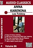 Anna Karenina 9 Cd Unabridged Audio Set - Leo Tolstoy