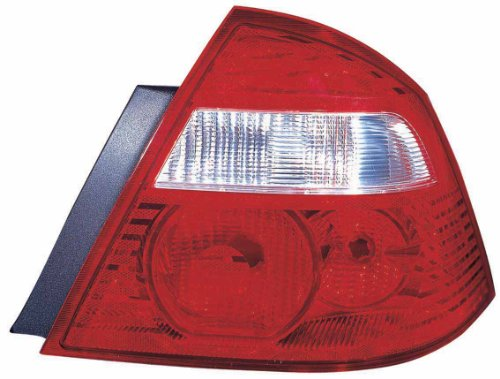 Depo 330-1927R-UF Ford 500 Right Hand Side Tail Lamp Unit (NSF - Units 500