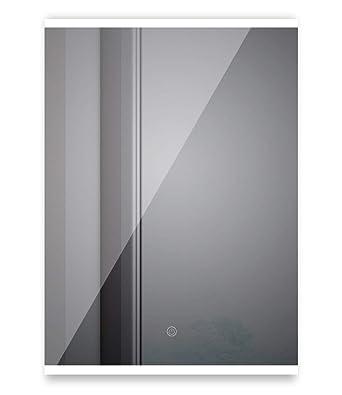 SOGOO® Nouvelle Génération L50 x H70cm 18W Lampe Miroir Salle de ...