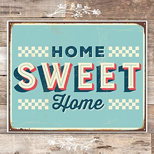 Print Dreams Sweet (Home Sweet Home Art Print - Unframed - 8x10)