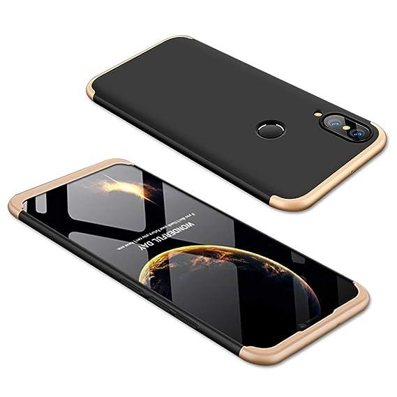 Amazon.com: Huawei P20 Lite Case, Yoodi 3 Parts Detachable ...